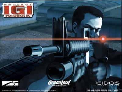 Project IGI - Game bắn súng cực hay