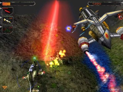 Airstrike : Gulf thunder 3D - Game bắn trực thăng cực hay