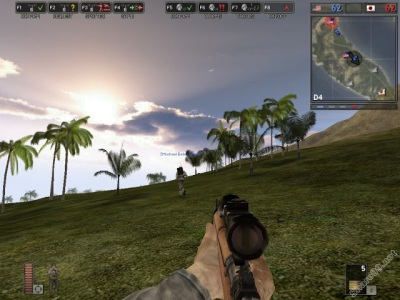 Battle Field 1942 - Game bắn súng cực hay