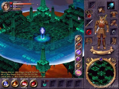 Revenant - Game RPG giống với DIABLO II