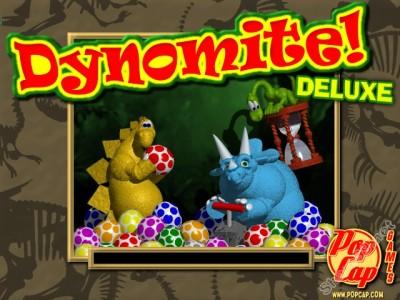 Dynomite - Game khủng long bắn bóng
