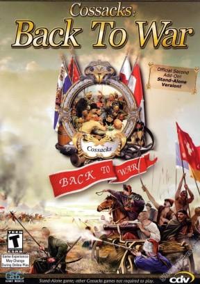 Cossacks - Back To War - Chiến tranh châu âu