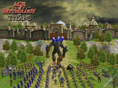 Age Of Mythology  - Game chiến thuật hay